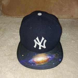 New Era Yankees galaxy hat